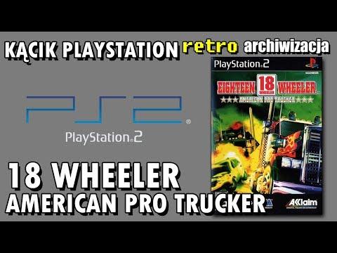 18 Wheeler American Pro Trucker - paczka z grą od Adriana | Retro archiwizacja - odcinek 258