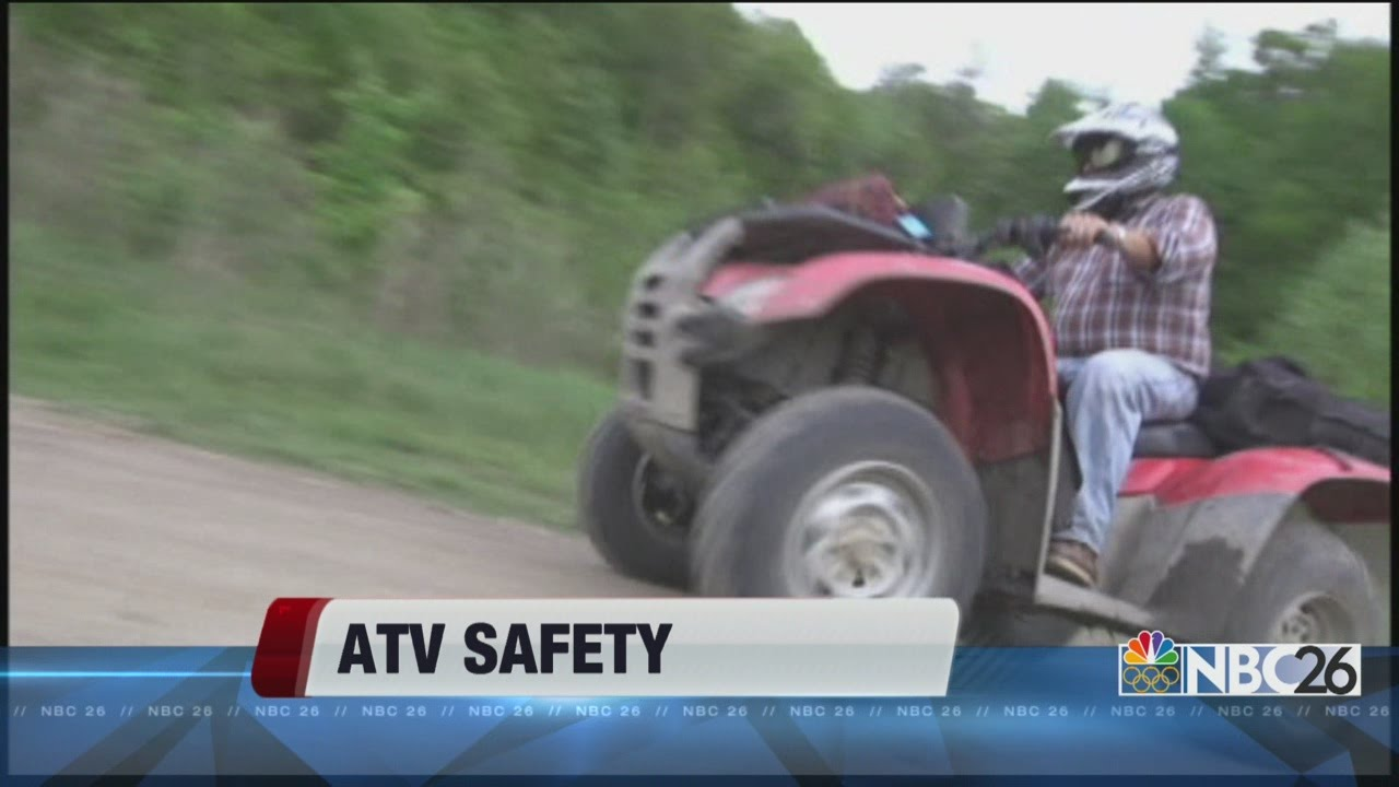 Wisconsin ATV laws for minors explained