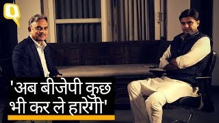 सचिन पायलट: BJP की 'चुनाव जिताऊ मशीन' ध्वस्त - Quint Hindi