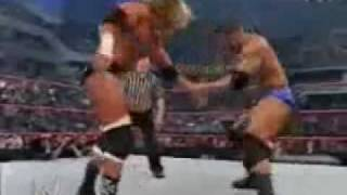 WWE Backlash Tripleh vs Batista part 2