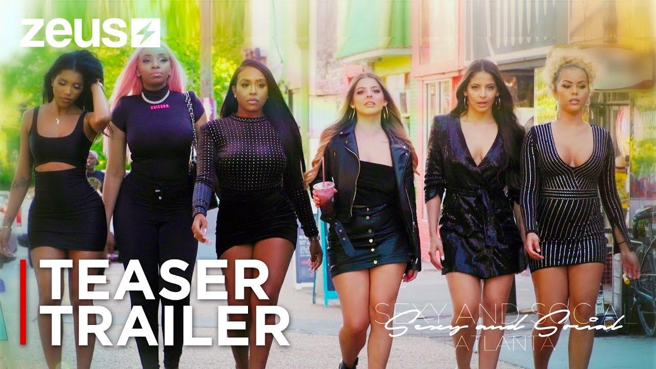 Sexy & Social: ATL | Teaser Trailer [HD] | Zeus