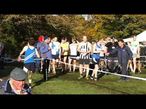 Kilmarnock Harriers at National XC Relays 2010