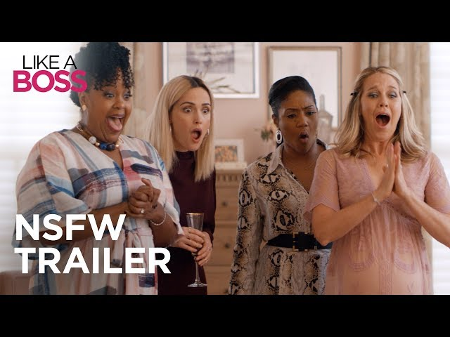 Like A Boss (2020) - NSFW Trailer - Paramount Pictures