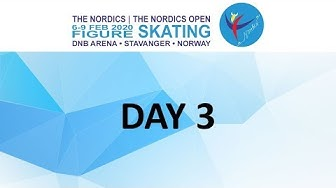 The Nordics & Nordics Open 2020 - Day 3