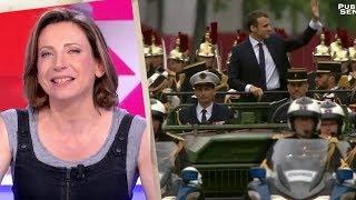 Macron, les paradoxes d'un président - Déshabillons-les (20/05/2017)