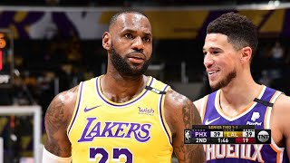 Los Angeles Lakers Vs Phoenix Suns Full GAME 3 Highlights   2021 NBA Playoffs