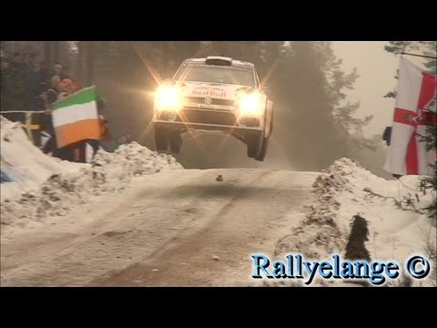 WRC - Rally Sweden 2014 [HD]