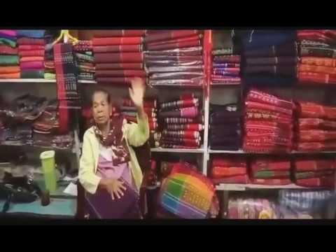 Pajak Horas Siantar - #Siantarbackpacker Video