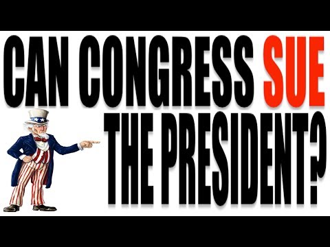 Can Congress Sue Obama? The Boehner Lawsuit Simply Explained