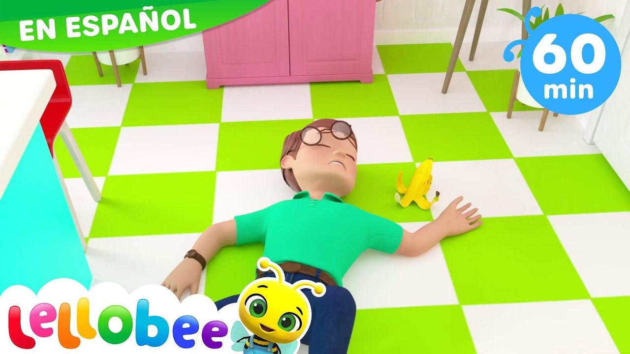 ¡NUEVA! | Los Batidos de Colores - MIA y OLLIE | Canciones Infantiles | Little Baby Bum en Español