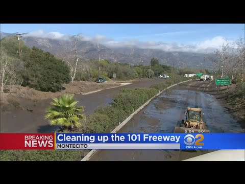101 Freeway To Remain Shut Down Through Weekend