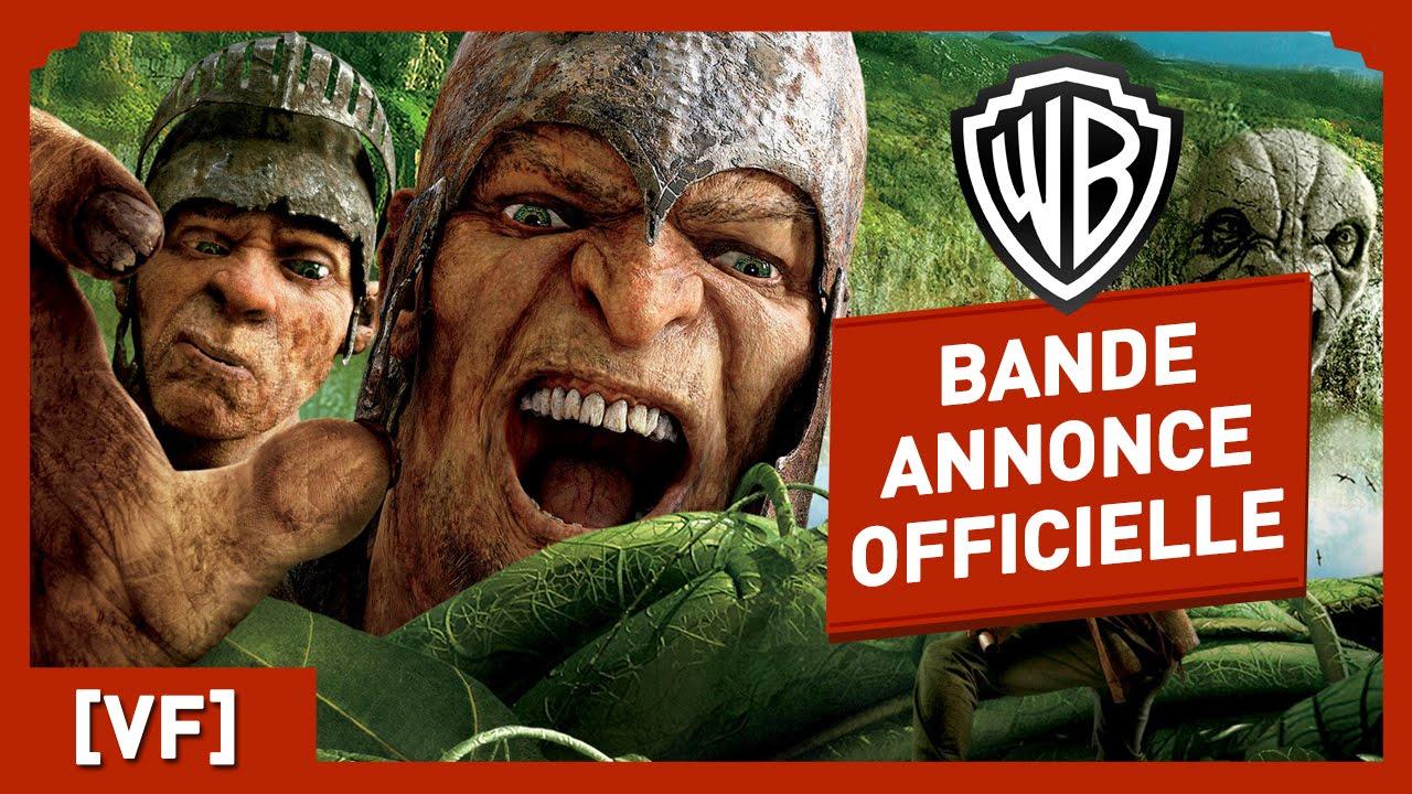 Jack le Chasseur de Géants - Bande Annonce Officielle (VF) - Bryan Singer / Nicholas Hoult
