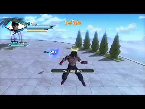 Goku on Crack