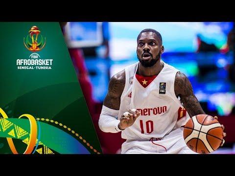 Cameroon v Guinea - Full Game - FIBA AfroBasket 2017