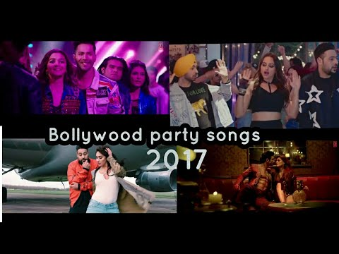 TOP BOLLYWOOD PARTY SONGS HIT COLLECTION LATEST HINDI - Top best bollywood hindi dance party songs latest