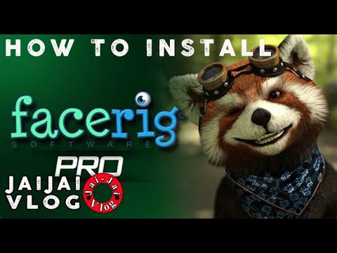 Download How to Install Facerig PRO