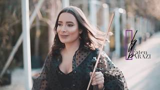 Violin cover by Joelle Saade سر الحياة (أصيل هميم) / مهم جدا (حسين الجسمي) جويل سعادة