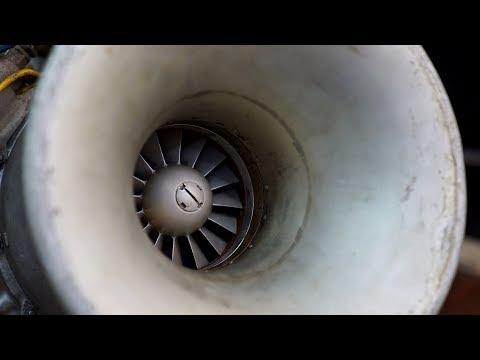 Первый запуск турбогенератора АИ-8