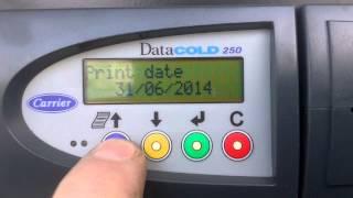 Как снять распечатку с температурного регистратора DataCold(В этом видео показано, как снять распечатку с температурного регистратора ( с принтера ) DataCold,, 2015-01-16T19:33:24.000Z)