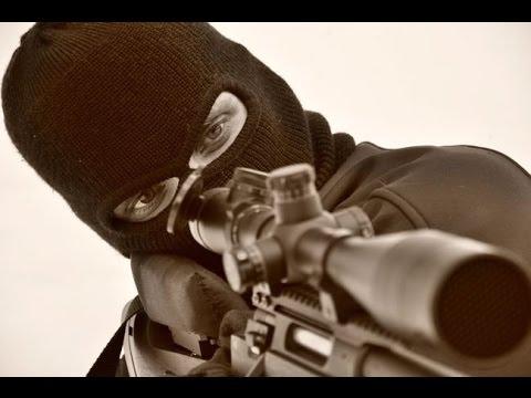 Как стреляет снайпер