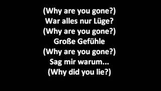 Megaherz - Alles nur Lüge (Lyrics)