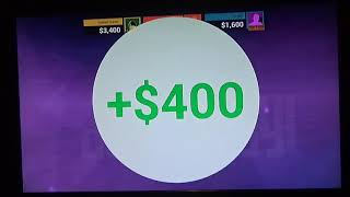 Jeopardy Game 1 on Xbox One