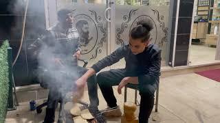 Hiko Baba ile Veysel Pizza yemeye geldi ❤️
