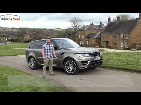 2017 Range Rover Sport Road Test | Driver's Seat