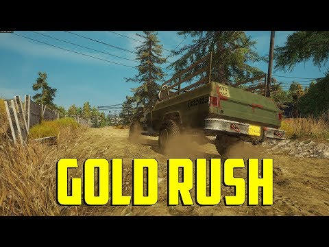 Gold Rush - Lets Start Mining