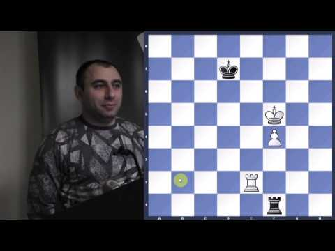 Endgame Studies for Beginners - GM Varuzhan Akobian - 2013.03.07