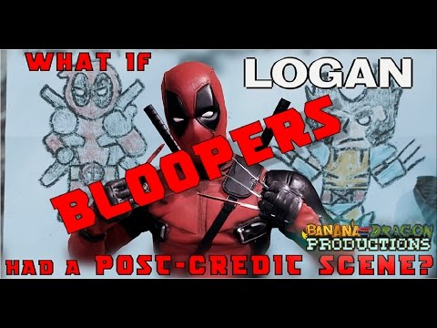 *BLOOPERS*-What if LOGAN had a Post-Credits Scene? / *Spoilers* (Fan-Made)