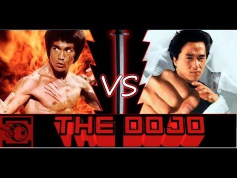 The DOJO - Bruce Lee Jackie Chan