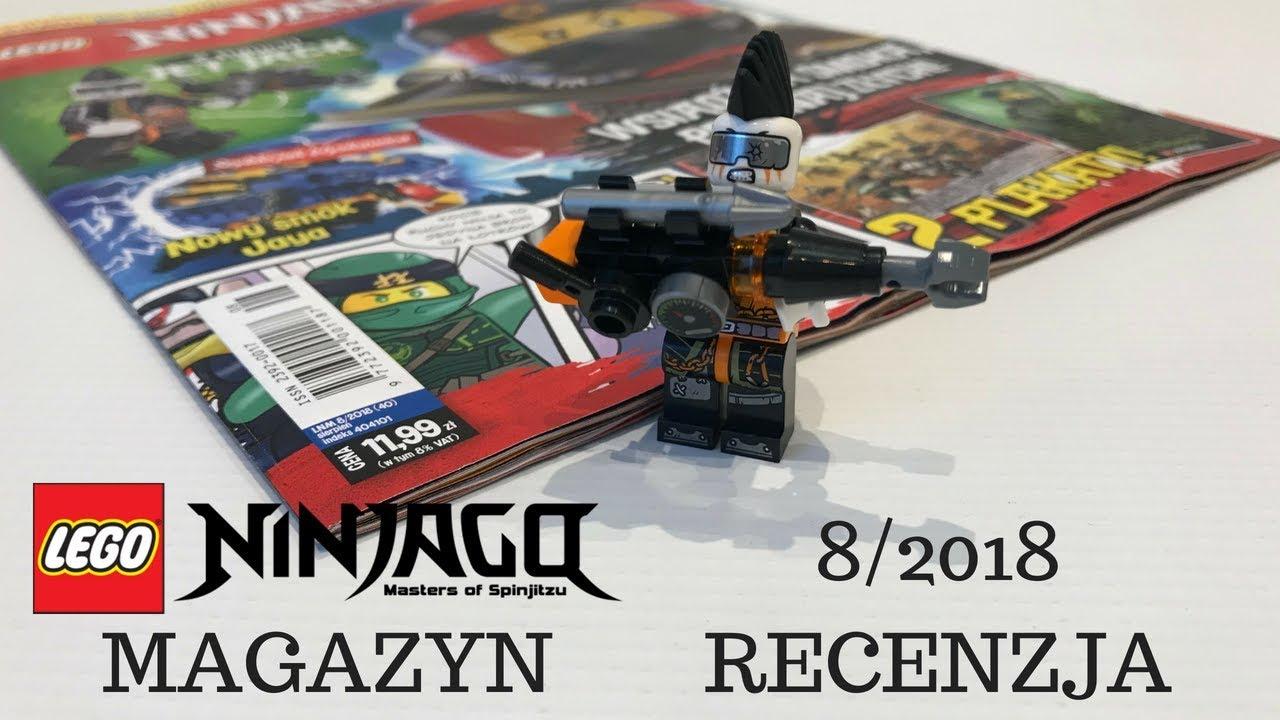 Magazyn Lego Ninjago 82018 Recenzja Youtube