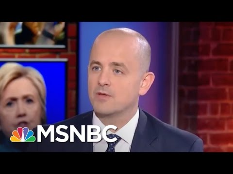 Evan McMullin: Donald Trump's Intel Briefing Threat To National Security | MSNBC