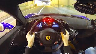Video : Ferrari 458 Italia on the Road Videos