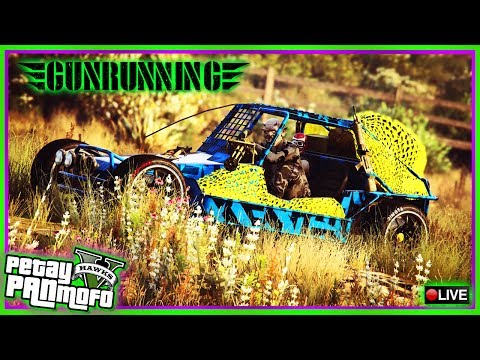 GTA Online Gunrunning DLC Freeroam Stuff, Oppressor n Bunker Jobs (PC)