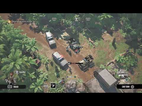 Narcos: Rise of the Cartels Replayed 2nd time Round 1 |
