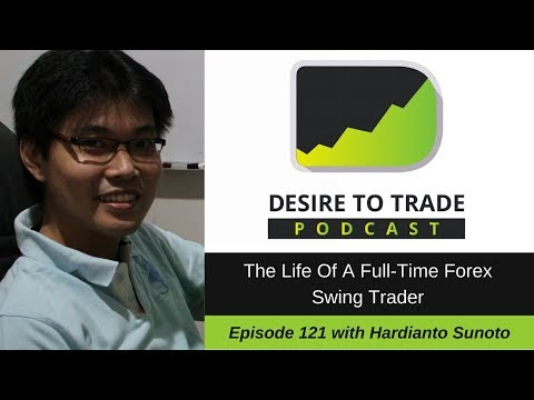 Hardianto Sunoto: The Life Of A Full-Time Forex Swing Trader | Trader Interview