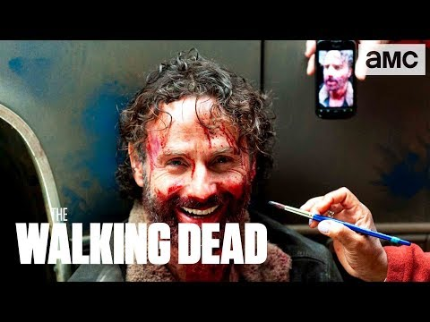 The Walking Dead Cast Ft. Scott Wilson, Steven Yeun & More Say Thank You to Andrew Lincoln