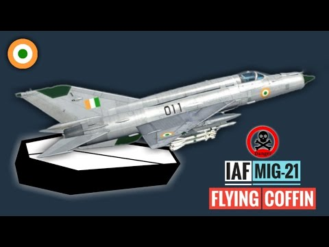 Why MiG-21 Are Flying Coffins? Why MiG-21 Have High Crash Rates? Why India Still Using MiG-21?