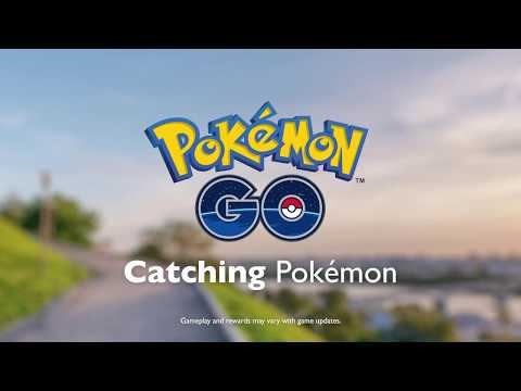 Download Youtube: Pokémon GO - Catching Pokémon