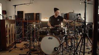 """Oceans Ate Alaska - """"Escapist"""" Drum Playthrough"""