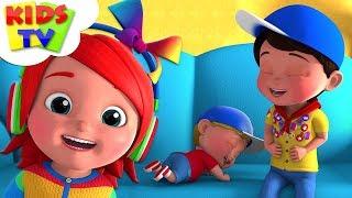 Ha Ha Song | Junior Squad | Cartoons For Children | Videos For Kids | Kids Tv