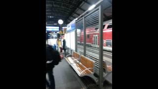 Вокзал Киль, Германия