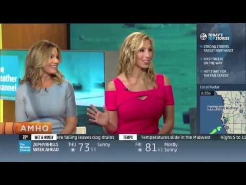 Weather Channel Interview - Danny Wuerffel