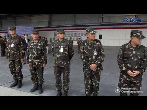 Handover Ceremony of Military Assistance Gratis from the People's Republic of China 6/28/2017