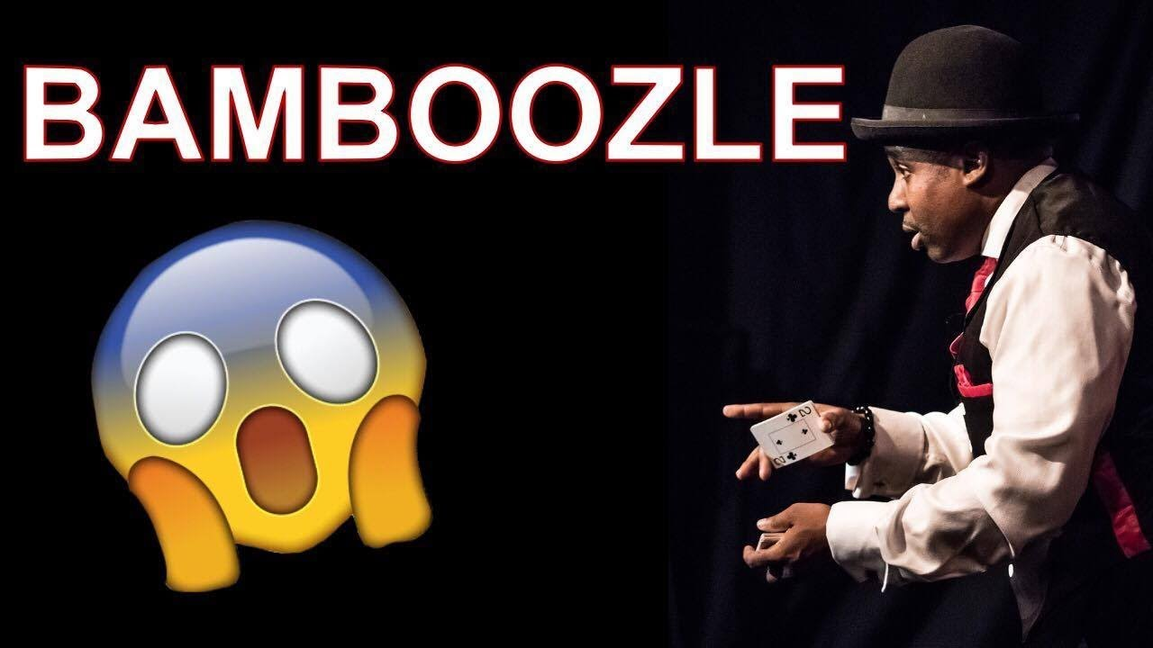 😱 Learn English Words   BAMBOOZLE   Meaning, Vocabulary Lesson with  Pictures and Examples