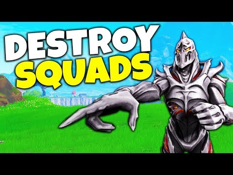 How To WIN Squads In Fortnite Season 8
