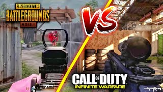 Pubg Mobile VS Call of Duty Mobile Comparison Which one is WINNER