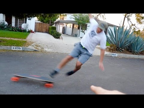 Thumbnail: FLYING OFF A $1600 SKATEBOARD FAIL!!